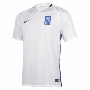 Camisa oficial Nike seleção da Grecia 2016 II jogador