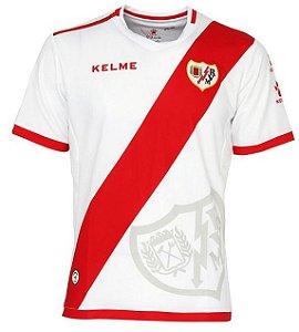 Camisa oficial Kelme Rayo Vallecano 2016 2017 I jogador