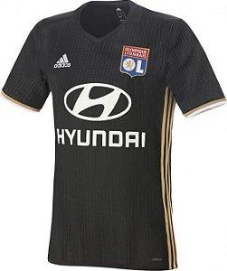 Camisa oficial Adidas Lyon 2016 2017 III jogador