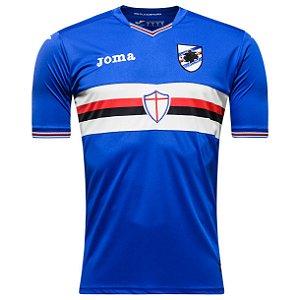 Camisa oficial Joma Sampdoria 2016 2017 I jogador