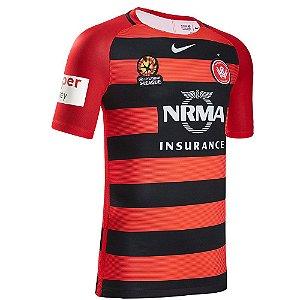 Camisa oficial Nike Western Sydney Wanderers 2016 2017 I jogador
