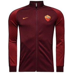 Jaqueta oficial Nike Roma 2016 2017 vermelha