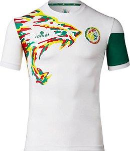 Camisa oficial Romai Seleção do Senegal 2017 II jogador