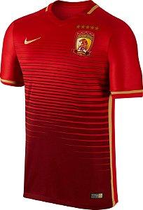 Camisa oficial Nike Guangzhou Evergrande 2016  I jogador