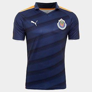 Camisa oficial Puma Chivas Guadalajara 2017 III jogador
