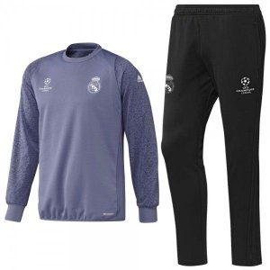 Kit treinamento oficial Adidas Real Madrid 2016 2017 Champions League