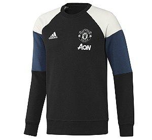 Sueter oficial Adidas Manchester United 2016 2017 I jogador