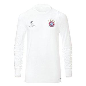 Camisa treino oficial Adidas Bayern de Munique 2016 2017 Champions League