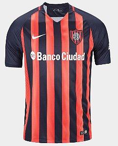 Camisa oficial nike san lorenzo 2017 i jogador