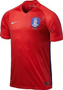 Camisa oficial Nike seleção da Coreia do Sul 2016 I jogador