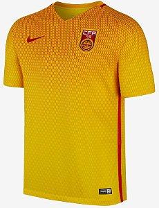 Camisa oficial Nike seleção da China 2016 II jogador