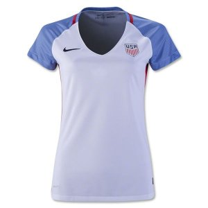 Camisa Feminina oficial Nike seleção dos Estados Unidos 2016 I