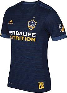 Camisa oficial Adidas Los Angeles Galaxy 2017 II jogador