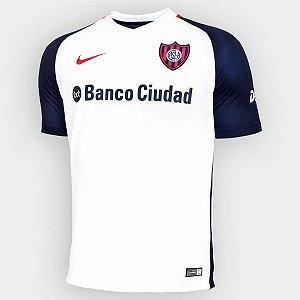 Camisa oficial nike san lorenzo 2017 II jogador