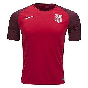 Camisa oficial Nike seleção dos Estados Unidos 2017 II jogador