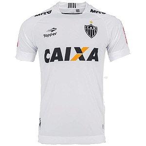 Camisa oficial Topper Atletico Mineiro 2017 II jogador