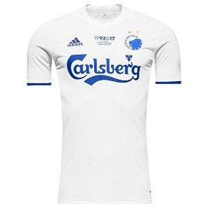Camisa oficial Adidas FC Copenhague 2016 2017 I jogador