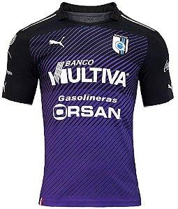Camisa oficial Puma Queretaro 2017 III jogador