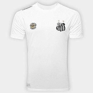 Camisa oficial Kappa Santos 2017 I jogador