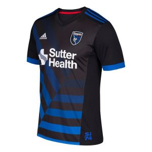 Camisa oficial Adidas San Jose Earthquakes 2017 I jogador