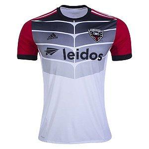 Camisa oficial Adidas DC United 2017 II jogador