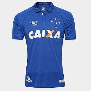 Camisa oficial Umbro Cruzeiro 2016 I jogador pronta entrega