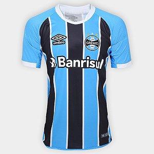 Camisa oficial Umbro Gremio 2017 I jogador