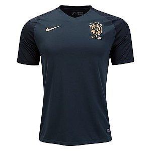 Camisa oficial Nike seleção do Brasil 2017 III jogador