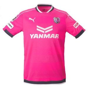 Camisa oficial Puma Cerezo Osaka 2017 I jogador