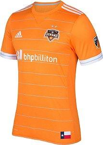 Camisa oficial Adidas Houston Dynamo 2017 I jogador