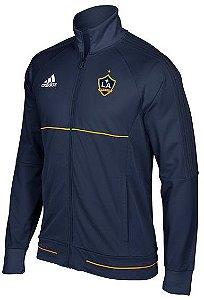 Jaqueta oficial Adidas Los Angeles Galaxy 2017 Azul