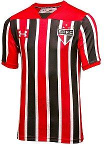 Camisa oficial Under Amour São Paulo 2017 2018 II jogador