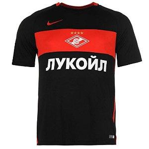 Camisa oficial Nike Spartak de Moscou 2016 2017 II jogador