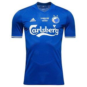 Camisa oficial Adidas FC Copenhague 2016 2017 II jogador