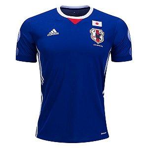 Camisa oficial Adidas seleção do Japão 2017 I jogador