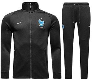 Kit treinamento oficial Nike seleção da França 2017