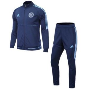 Kit treinamento oficial Adidas New York City FC 2017 Azul