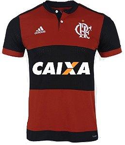 Camisa oficial Adidas Flamengo 2017 I jogador