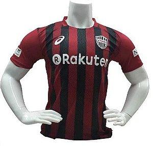 Camisa oficial Asics Vissel Kobe 2017 I jogador