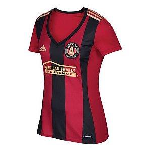 Camisa Feminina oficial Adidas Atlanta United FC 2017 I