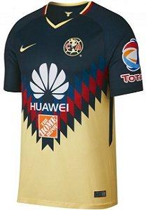 Camisa oficial Nike América do México 2017 2018 I jogador