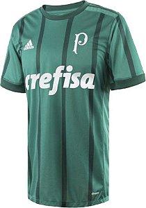 Camisa oficial Adidas Palmeiras 2017 I jogador