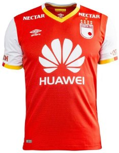 Camisa oficial Umbro Independiente Santa Fe 2017 I jogador