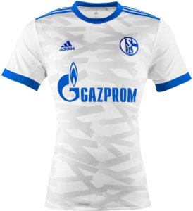 Camisa oficial Adidas Schalke 04 2017 2018 II jogador