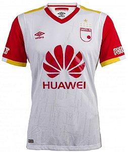 Camisa oficial Umbro Independiente Santa Fe 2017 II jogador