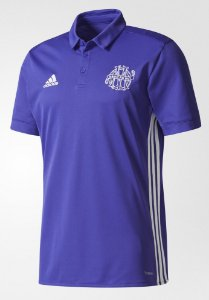 Camisa oficial Adidas Olympique de Marseille 2017 2018 III jogador