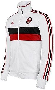 Jaqueta oficial Adidas Milan 2017 2018 Branca