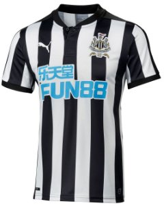 Camisa oficial Puma New Castle United 2017 2018 I jogador