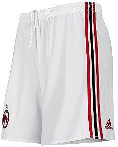 Calção oficial Adidas Milan 2017 2018 I jogador