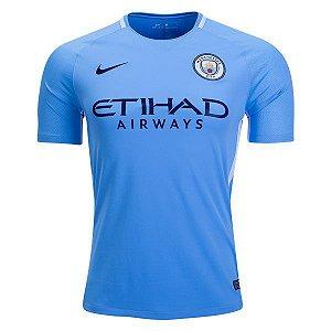 Camisa oficial Nike Manchester City 2017 2018 I jogador